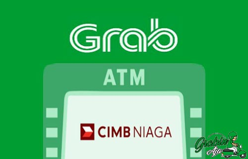 Cara Top Grab Driver LewatRekening Ponsel CIMB Niaga