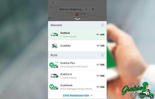 Aplikasi Grab