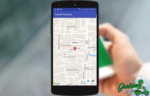 Buka Aplikasi Maps