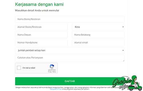 Formulil Pendaftaran