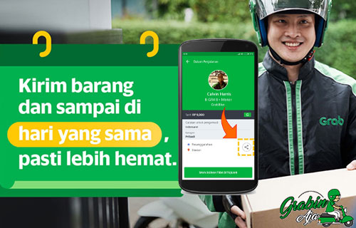 38 Cara Cek Resi Grabexpress Same Day Tokopedia Shopee Grabinaja