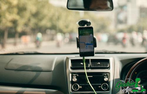 Kondisi Mobil Grab