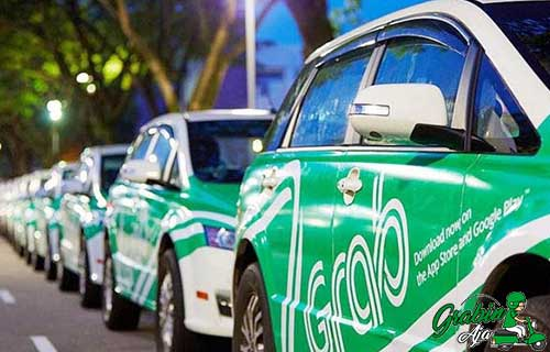 Syarat Minimal Tahun Mobil Grab