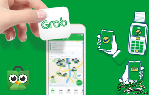 Cara Top Up Grab Driver di Tokopedia