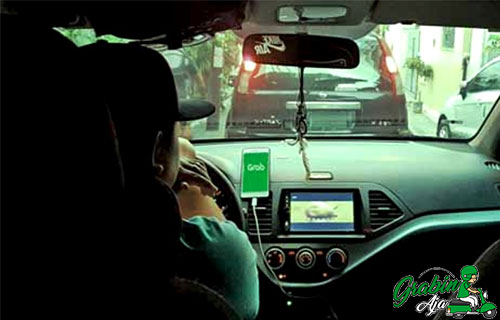 Cara Top Up OVO Lewat Driver Grab