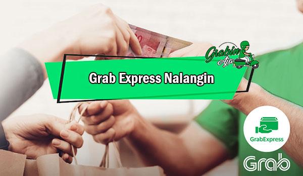 Grab Express Nalangin