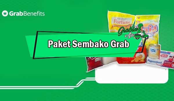 Paket Sembako Grab