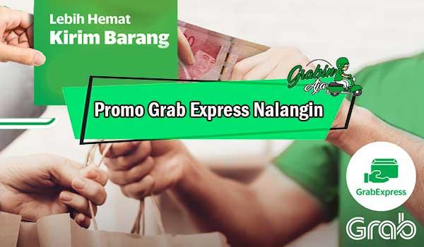 Promo Grab Express Nalangin