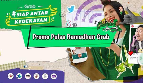 Promo Pulsa Ramadan Grab