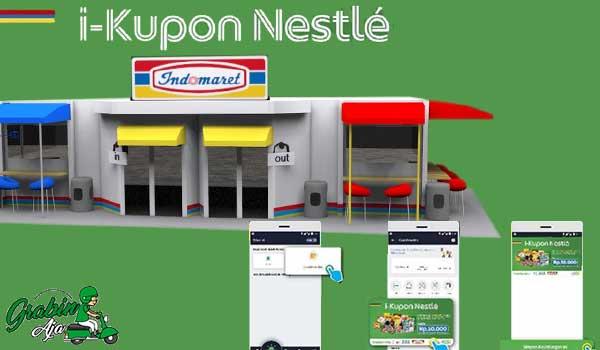 Cara Menukarkan i Kupon Nestlé Indomaret