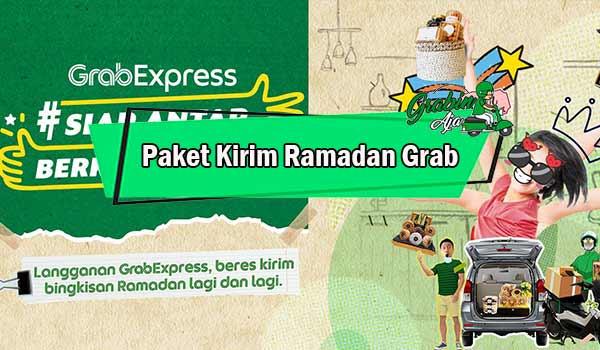 Paket Kirim Ramadan Grab