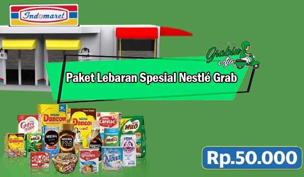 Paket Lebaran Spesial Nestlé Grab