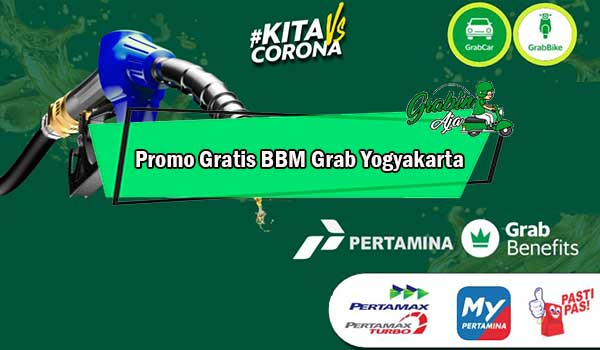 Promo Gratis BBM Grab Yogyakarta