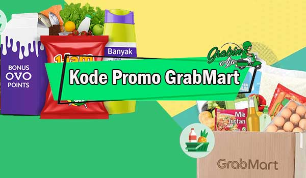 Kode Promo GrabMart