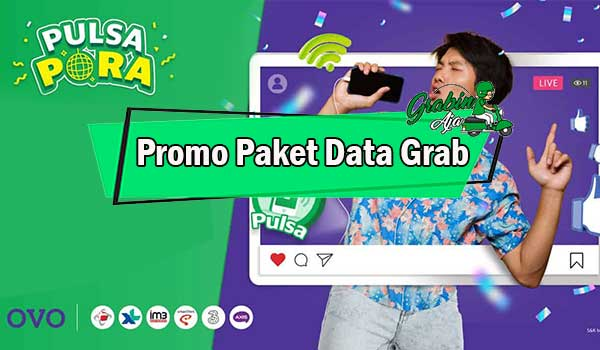 Promo Paket Data Grab