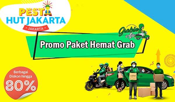 Promo Paket Hemat Grab