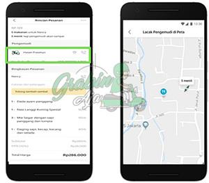 Cara Melacak Driver via Aplikasi GrabFood Merchant