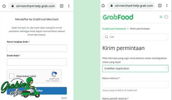 10 Cara Daftar Grabmart Online Syarat Terbaru 2020 Grabinaja