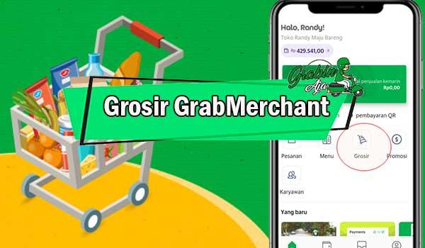 Grosir GrabMerchant