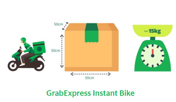Layanan GrbExpress Instant