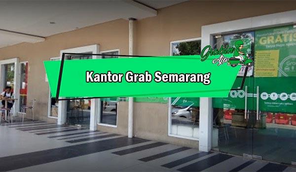 Alamat Kantor Grab Semarang Beserta No Telp Jam Kerja