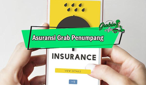 Pengertian Asuransi Grab Penumpang Jenis dan Cara Aktifkan