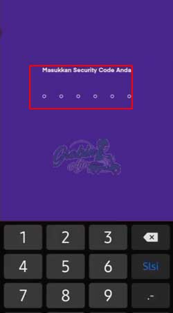 8 Input PIN