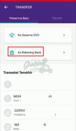 8 Klik Ke Rekening Bank