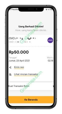 11 Cara Top Up OVO Lewat Bank Jago Berhasil