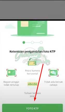 4 Foto KTP