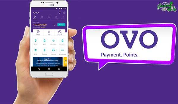 Cara Dapatkan OVO Point 1