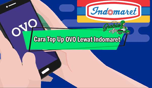 Cara Top Up OVO Lewat Indomaret