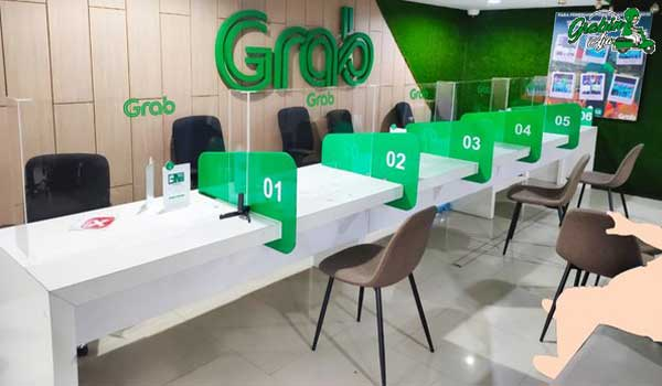 Jenis Layanan Kantor Grab Bandung