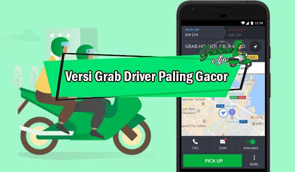 Versi Grab Driver Paling Gacor