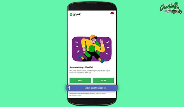 1 Hapus Aplikasi Gojek