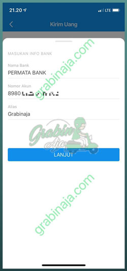 Tambah Rekening Bank
