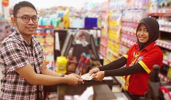 Biaya Admin Minimum Tarik Tunai Gopay di Alfamart