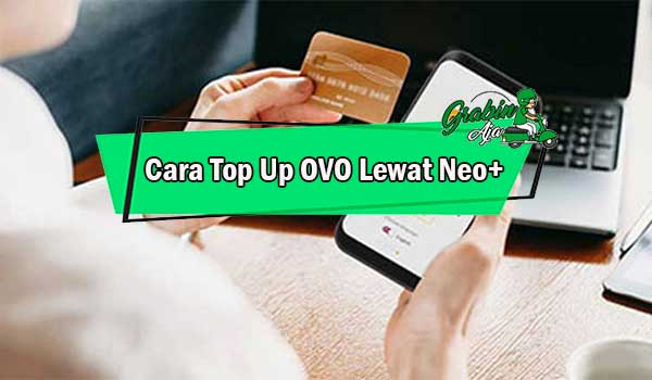 Cara Top Up OVO Lewat Neo