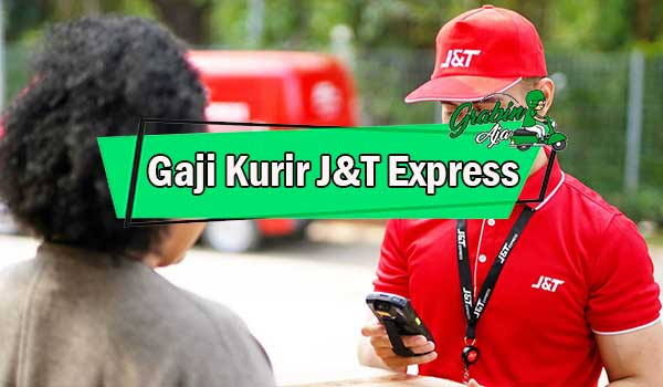 Gaji Kurir JT Express