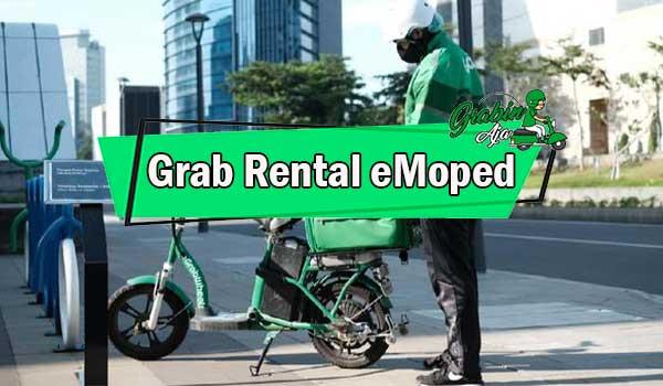 Grab Rental eMoped