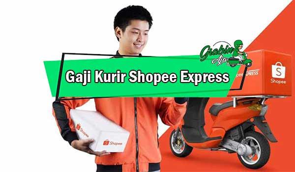 Gaji Kurir Shopee Express