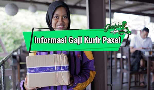 Informasi Gaji Kurir Paxel