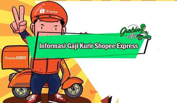 Informasi Gaji Kurir Shopee Express