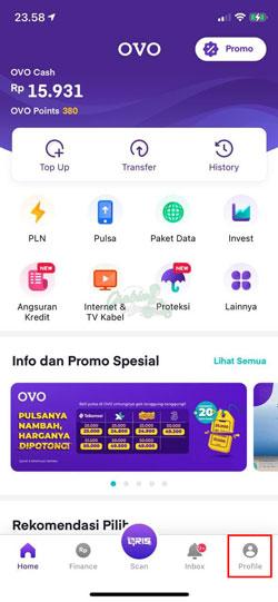 Buka Aplikasi OVO 4