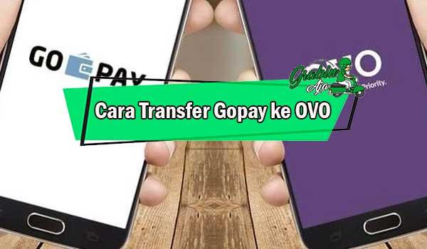Cara Transfer Gopay ke OVO